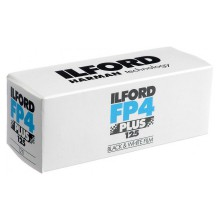 Ilford film FP4 Plus 125/120