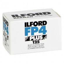 Ilford film FP4 Plus 125/24