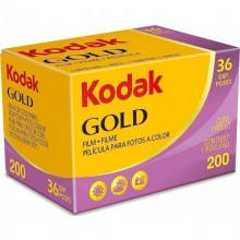 Kodak film Gold 200/36