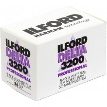 Ilford film Delta 3200/36