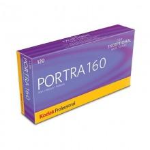 Kodak film Portra 160-120×5