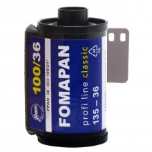 FOMA Fomapan 100 film 135/36