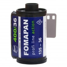 FOMA Fomapan 400 film 135/36