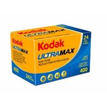 Kodak UltraMax 400/36 värvifilm