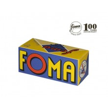 FOMA Fomapan 400 120 Medium Format Film Retro Edition