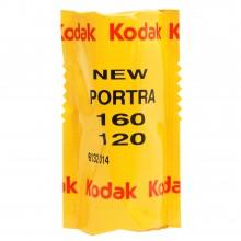 Kodak film Portra 160/120