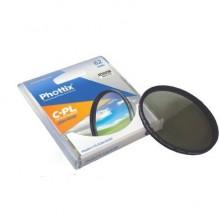 52mm Phottix PRO Ultra slim polarisatsiooni filter (C-PL)